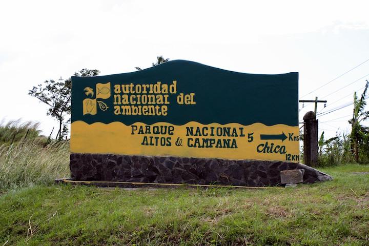 Parque nacional Altos de Campana - Panama